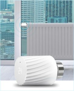 LoRaWAN termostatski ventil